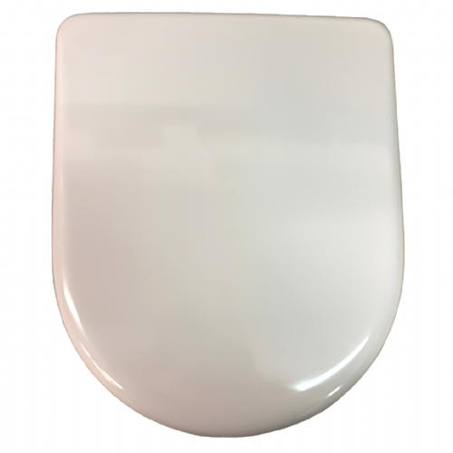Laufen Pro Seat & Cover - Universal , (Model 8.9395.5.300.000.1) - In White